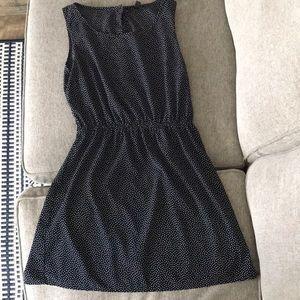MNG size S polka dot dress